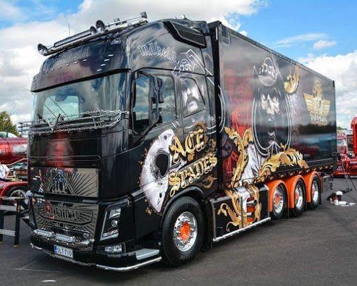 Volvo Truck #volvo #volvotrucks #truckinglife #volvomoment #volvotrucksmoment…