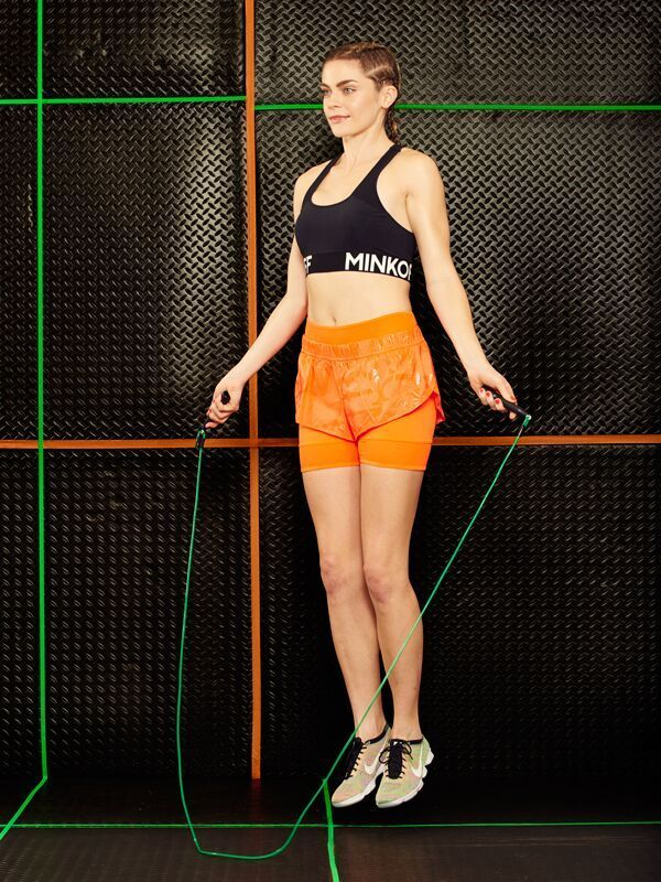 How to get an entire workout from jump-roping