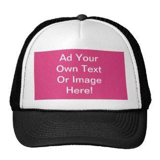 Cabaret Solid Color - Customizable Trucker Hat