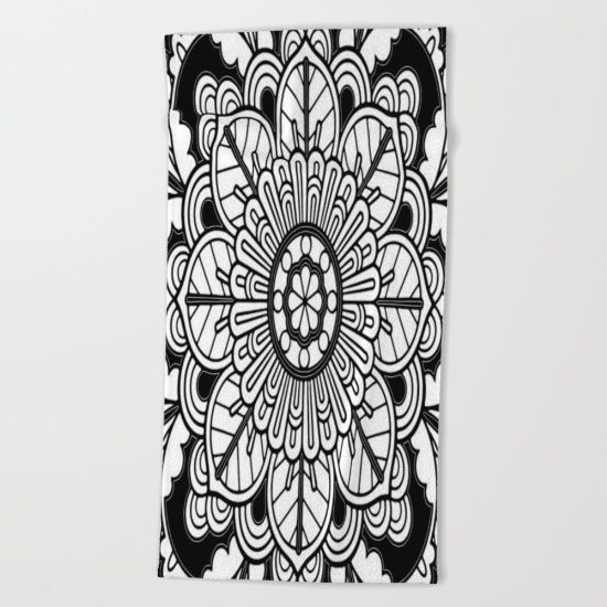 #Society6designers #Society6max #society6 #Society6RT #society6home #love  #totebgas #promo #yoga #vegan #reiki https://society6.com/product/my-top-flower-tv4_beach-towel?curator=azima
