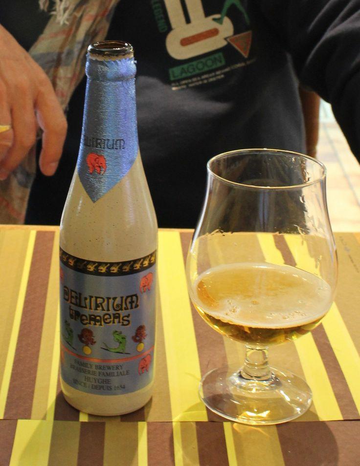 una buona birra belga