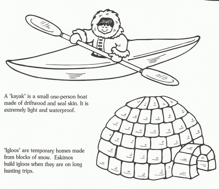 17 best images about art inuit tap on pinterest coloring for Inuit coloring pages