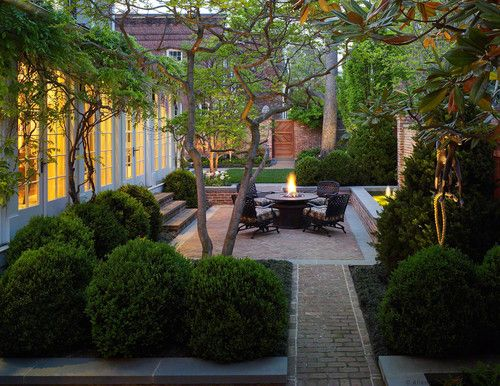 Georgetown residence. Barnes Vanze Architects. Allen Russ Photography, Washington, DC.