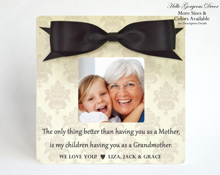 92 best Mother\'s Day images on Pinterest   Grandma gifts ...
