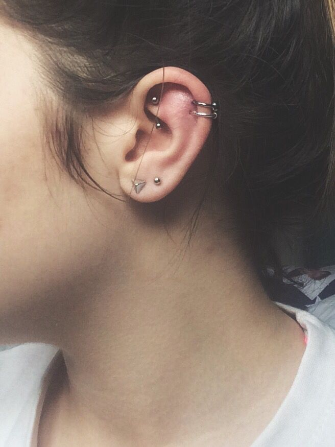 Rook and double helix