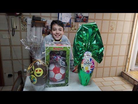 Dolcilandia e non solo...: Spacchettamento uova di Pasqua e Haul Piazza Itali...