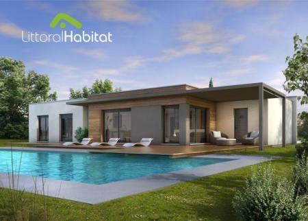 25 best ideas about maison moderne toit plat on pinterest toit plat arquitetura and style villa. Black Bedroom Furniture Sets. Home Design Ideas
