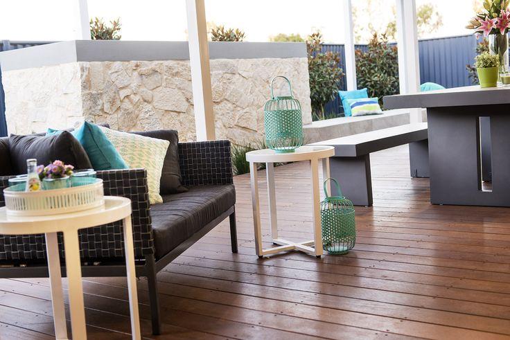Alfresco - Monroe Display Home - Homebuyers Centre - Baldivis, WA Australia
