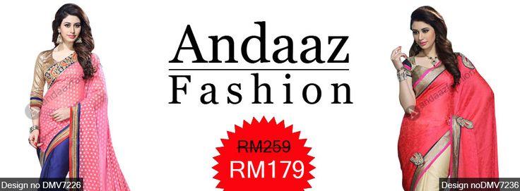 Saree membeli-belah fesyen dalam talian pakaian Malaysia India diiktiraf di seluruh dunia dengan tradisi adat dan unik dan ke atas semua daripada mereka ia sepenuhnya diasingkan gaya berpakaian dan...