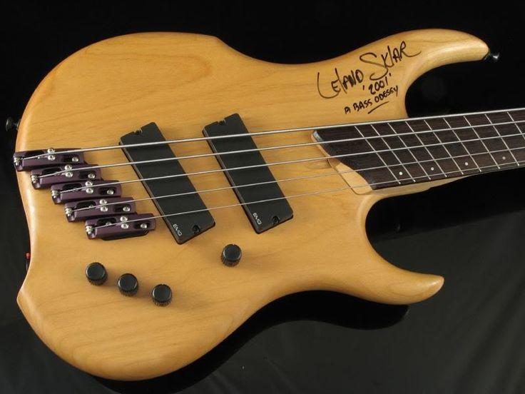 Leland Sklar's Bass