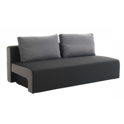 produit purr banquette convertible anthracite gris th me au boulot la d co ajout la. Black Bedroom Furniture Sets. Home Design Ideas