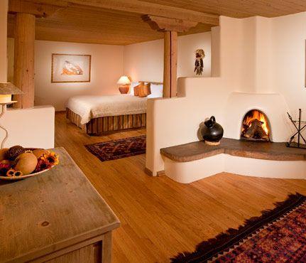#Travel: Cozy long-weekend inn's: Inn on the Alameda, Santa Fe, New Mexico