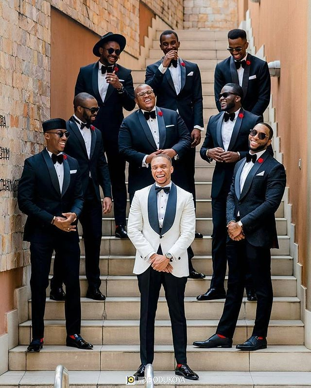 The dapper men of #IKON19 Use the link on our bio to see more Follow