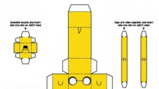 Adventure Time, i Paper Toys