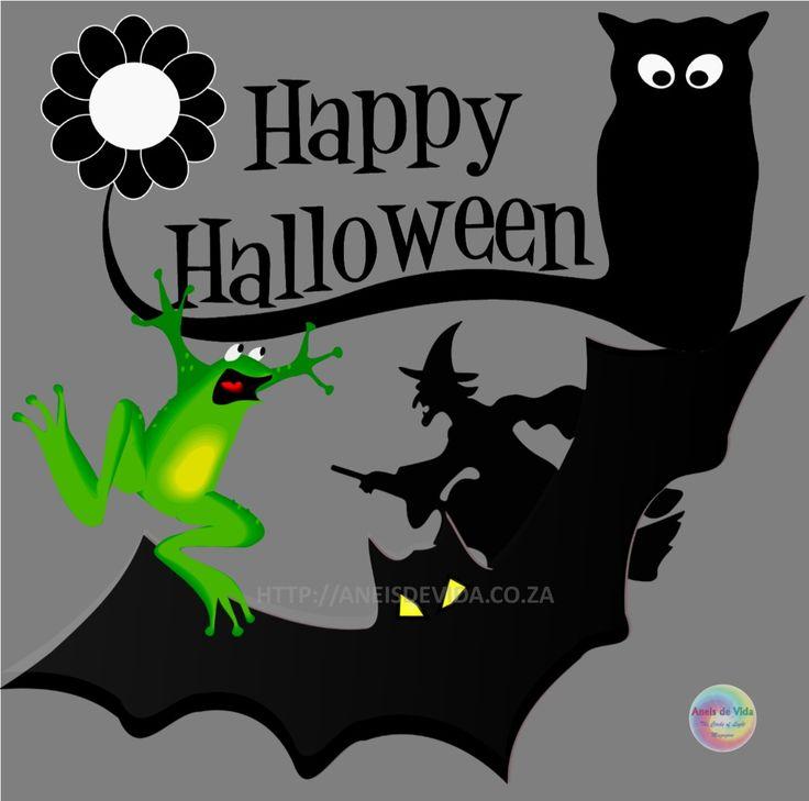 Happy Halloween  http://aneisdevida.co.za