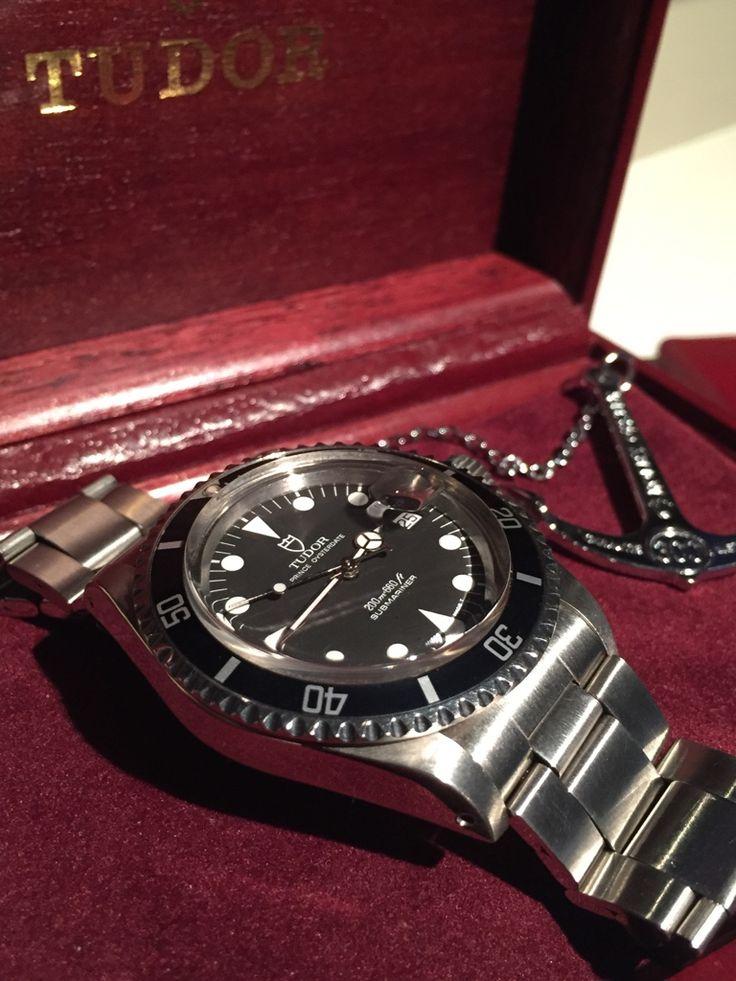 FS: Tudor Submariner 79090 $3500 Full set.