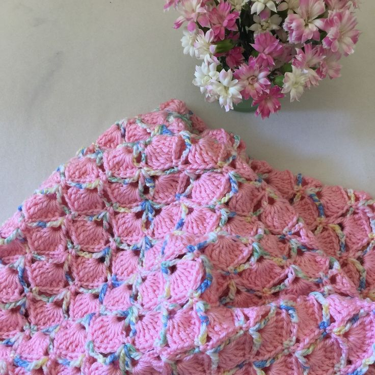 New crochet baby blankets are coming soon!