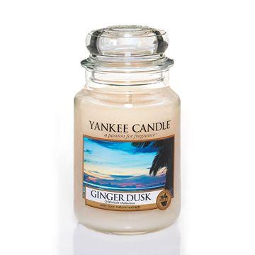 Ginger Dusk - Candles - Yankee Candle