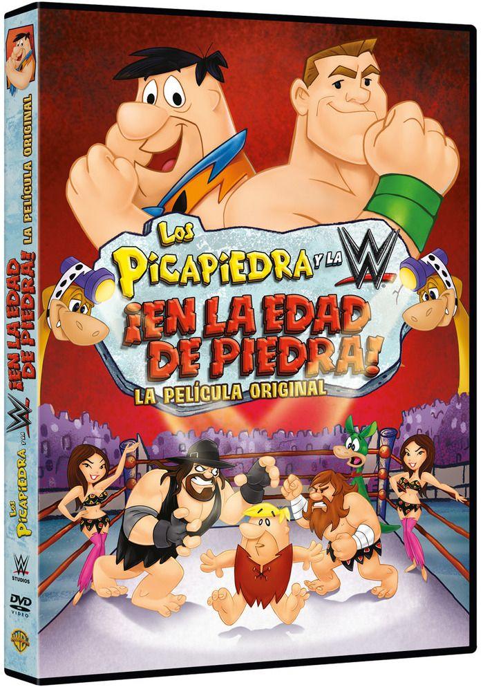 Los Picapiedra y la WWE ¡en la Edad de Piedra! / IDVD Pic