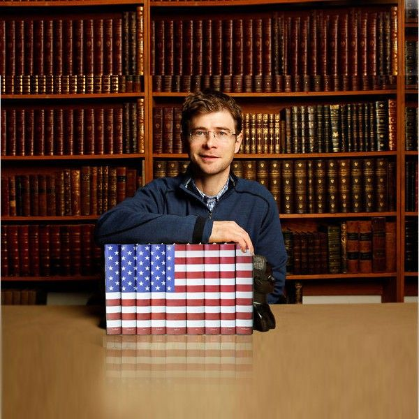 American Flag Book Set by Juniper Books