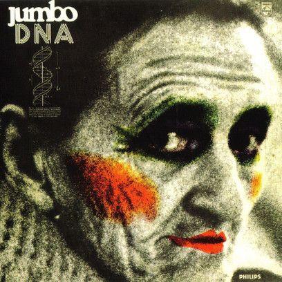 Copertina dell'album 'DNA'