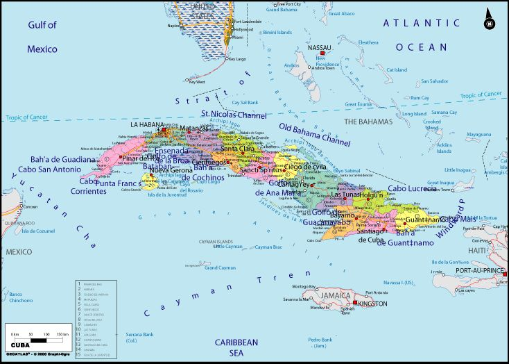 Beautiful Map Of Cuba Ideas On Pinterest Cuba Country Cuba - Us and cuba map