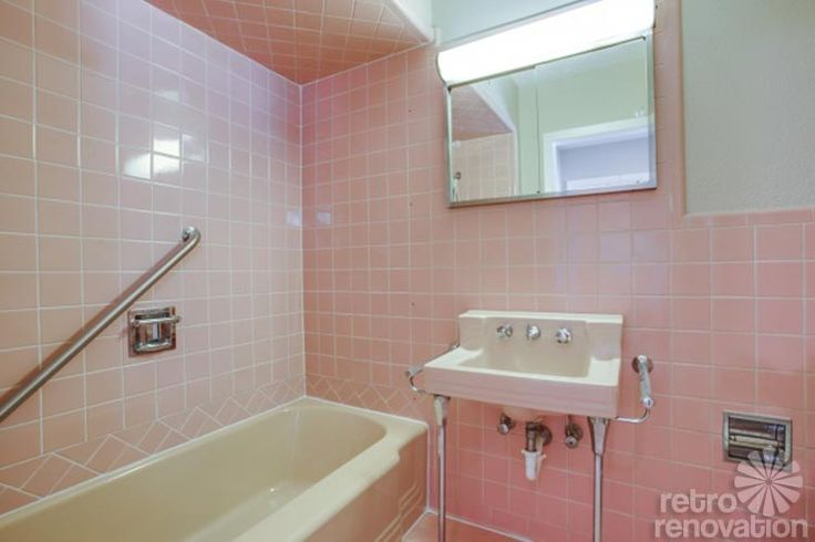 Get ready for some gorgeous aqua St. Charles kitchen cabinets and pretty pink bathrooms because today's Time Capsule Tour — a 1954 brick ranch listed for sale by Realtor Ed Murchinson in Sulphur Springs, Texas— has original details that will wow. This architect-designed house is absolutely dreamy: We adore all the exposed brick, the cork …
