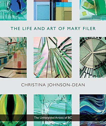 The Life and Art of Mary Filer by Christina Johnson-Dean https://www.amazon.ca/dp/189694955X/ref=cm_sw_r_pi_dp_x_1EJOxb96H6C8D