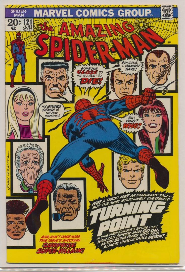 Pin by Jon White on Seminal Marvel events | Pinterest