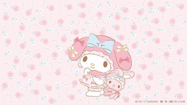 Cute My Melody Wallpaper マイメロディ【公式】 Melody Mariland Twitter Sanrio Wallpaper