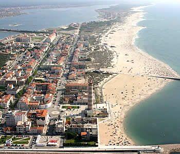 Beach; coast - Aveiro - Portugal