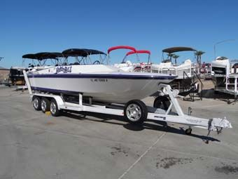 The Boat Brokers & RV • (800) 488-0258,  1977 24 ' Spectra 24XS  - $19,900  STOCK# SP4260C