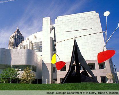 High Museum Of Art Atlanta GA