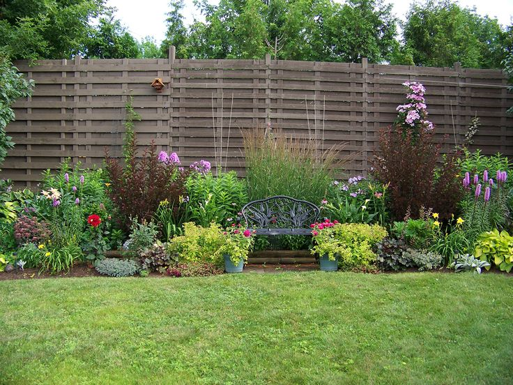 18 best House Ideas - Fences images on Pinterest | Backyard ideas ...