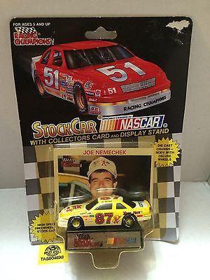 (TAS004698) - Racing Champions StockCar Nascar - Joe Nemechek #87