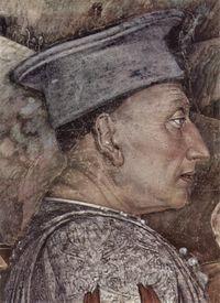 Louis III of Mantua - Andrea Mantegna 14474