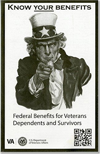 Veterans of the United States armed forces may be eligible for a broad range of benefits and services provided by the U.S. Department of Veterans Affairs (VA). Some of these benefits may be utilized while on active duty. These benefits are codified in Title 38 of the United States Code. This ... more details available at https://insurance-books.bestselleroutlets.com/casualty/product-review-for-federal-benefits-for-veterans-dependents-and-survivors-2014/