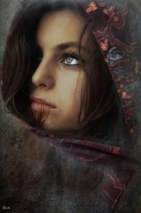 beauty: Kamil Akca, Art Photography, Portraits Paintings, Inspiration Pictures, Photography Woman, Beautiful Eye, Portraits Art, Kemal Kamil, Girls Hair