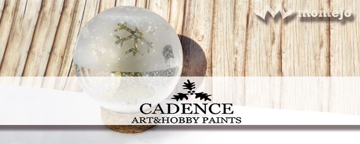 Tutorial BOLA DE NIEVE Cristal grabado con MAGIC GLASS de #Cadence. Productos distribuidos por www.artesaniasmontejo.com