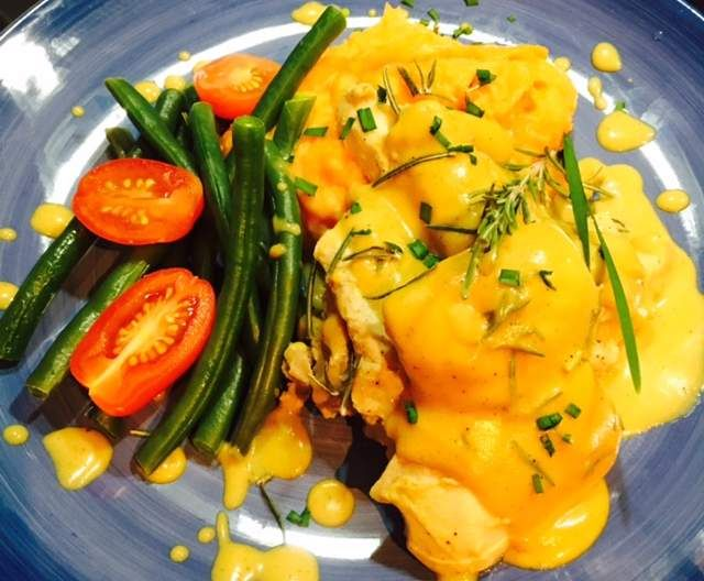 Recipe WINNER WINNER CHICKEN DINNER by Clairedesat - Recipe of category Main dishes - meat