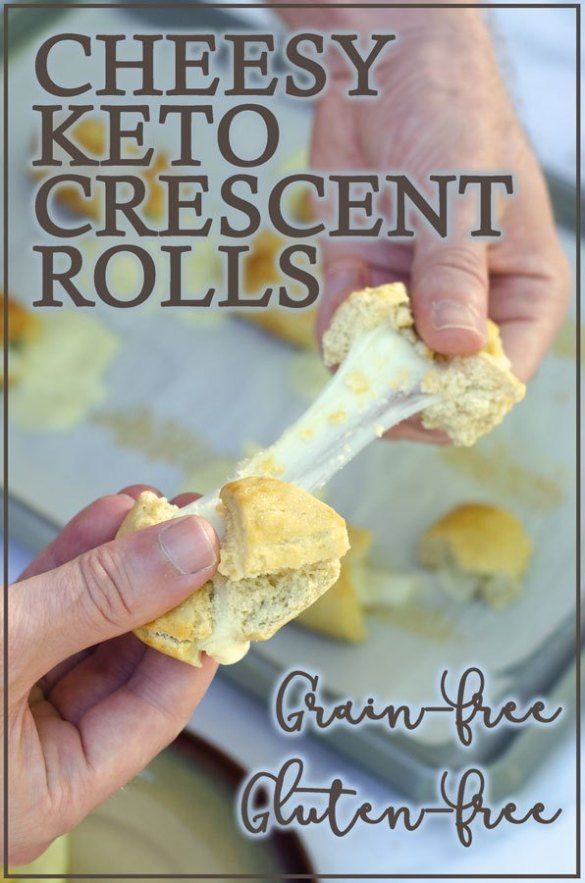 A Delicious Appetizer Or Side Dish These Cheesy Crescent Rolls