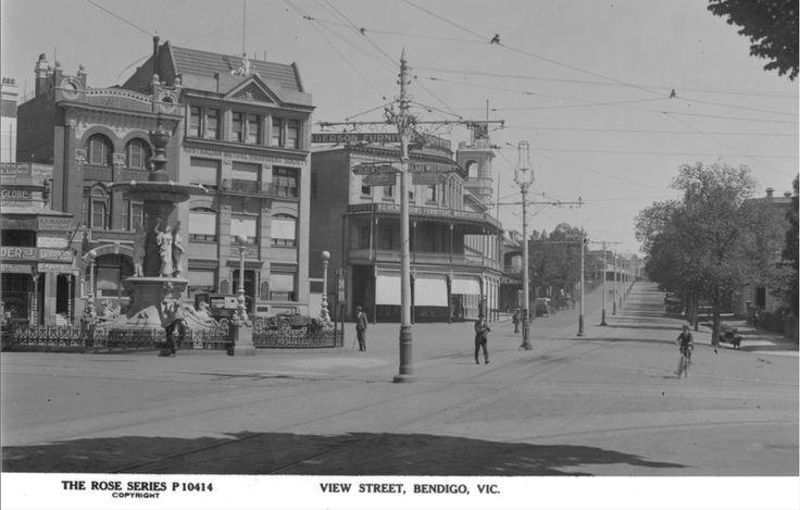 View Street, Bendigo