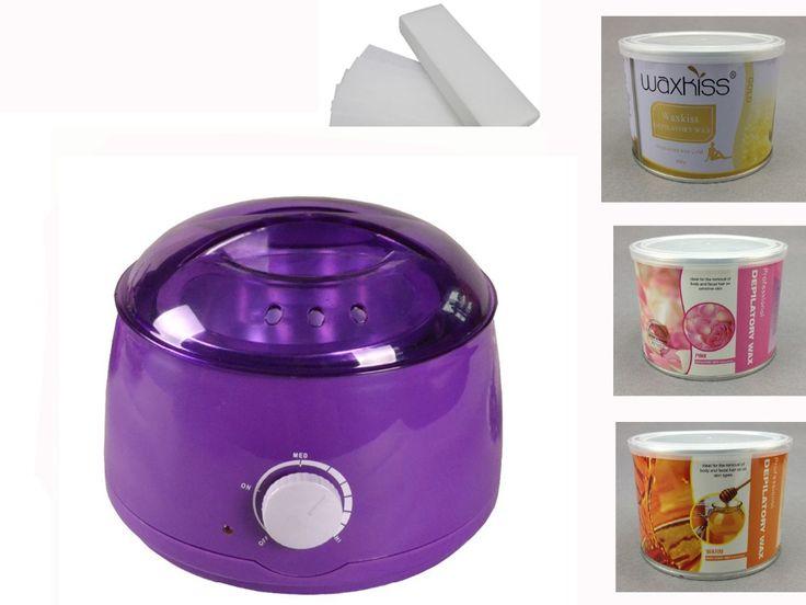 Nuevo Calentador De Cera de Parafina Calentador 110 V/220-240 V Máquina de Depilación Multifunción Depiladora Afeitar Hidrata Color opcional