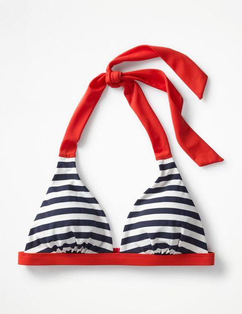 12f2fe72b6ec0 Positano Halter Bikini Top