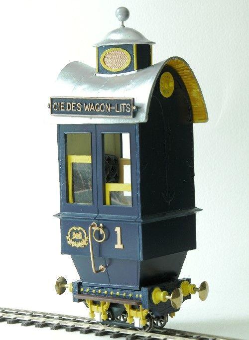 Gn15 'Baie de la Crevette Wagon-Lits Coach, £60.00