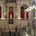 Escalera Palacio Real De Madrid