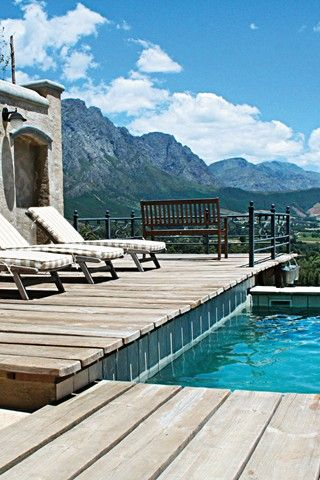 Franschhoek Haven, South Africa