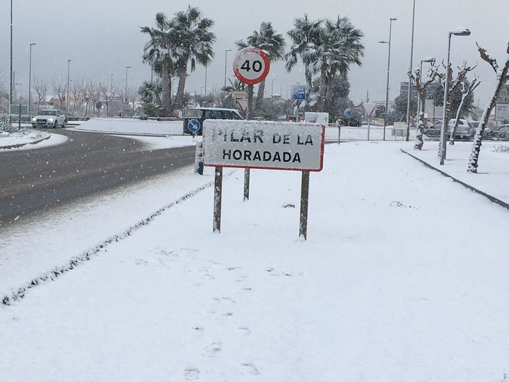 Nieve murcia