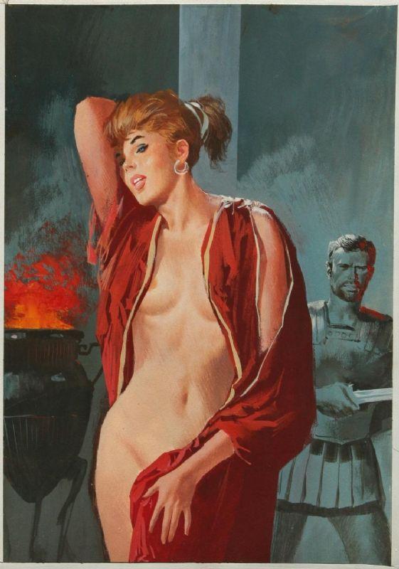 Carlo Jacono - Cover Messalina 113