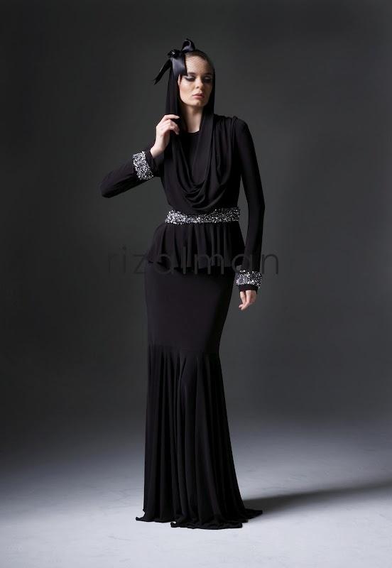 Modern Baju Kurung by Rizalman